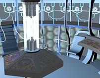 TARDIS 3D