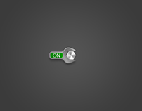 On/Off switch animation