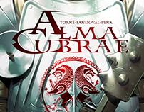 Alma Cubrae comic - Concepts