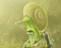 Snailship Trooper