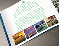 Brochure for Morocco Travel Agency