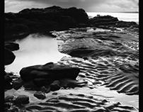 Monochrome Beach