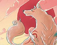 Okami Illustration