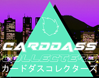 Carddass Collecters covers
