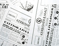 Kerbisher & Malt: Branding & Website