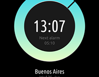 Clock App for Ubuntu Touch