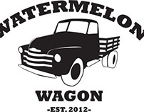 Watermelon Wagon
