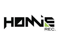 Logo Design for Homie Rec.