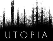 Utopia (Book-cover/ book jacket) design
