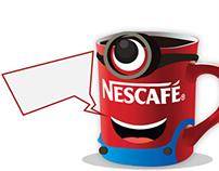 NESCAFE Emoticon Twitter Post Contest