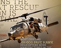 Combat Rescue Infographic