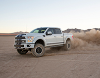 Shelby F-150 Photography