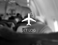 Jet Log -UI/UX Design