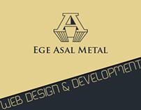 Ege Asal Metal | Metro Web Design