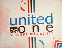 United Student Ministries Refresh Identity