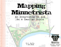 Mapping Minnetrista