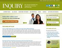 Inquiry Journal Redesign