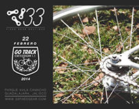 33 FIXED GEAR BOUTIQUE PRESENTA: CRITERIUM 1.1