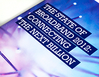 Book design: Broadband Commission Annual Report