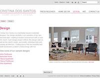 Cristina Dos Santos Redesign