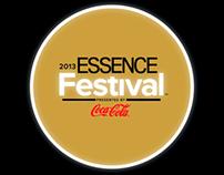Essence Festival Show Open