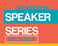 The Distinguished Speaker Series