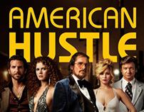 American Hustle Mobile Site