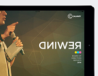CALVARY 2014 Annual Report - iPad Version