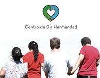 Centro de Día Hermandad corporate image