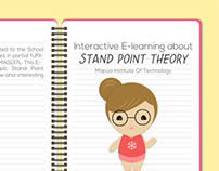 Interactive E-learning | Stand Point Theory