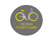 The Delhi Cyclist's Guide : Website Design