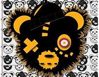 ZeYon Album art aka the bear cub