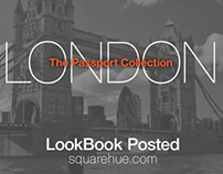 SquareHue.com - LookBook pages