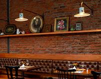 Restaurants Interiorismo