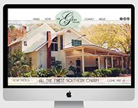 Glen Website Redesign