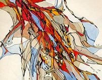 """""""Mapas"""", Mastodonte Editorial - Ilustración y diseño"""