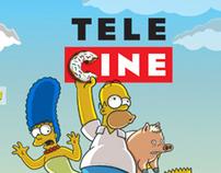 Os Simpsons, O Filme - Telecine
