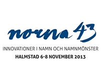Graphic Identity: Norna43 Conference (2013)
