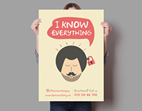 I Know Everything Workshop