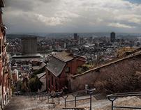 Liège cityscapes