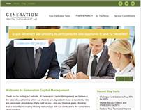 GenCap Mgmt Website