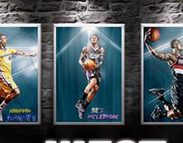 2014 Sprite NBA Slam Dunk Contest: West