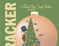 COYB The Nutcracker 2012 Poster