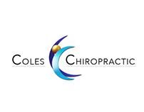 Coles Chiropractic Logo Design