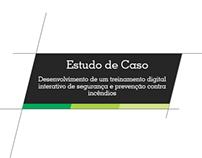 Estudo de Caso: Treinamento Digital Prevenção Incêndio
