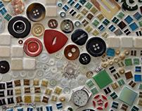 Mosaic Table
