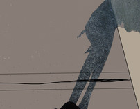 Ident, Sting and I phone App for Film 4, Film Noir