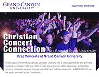 Email - Christian Concerts