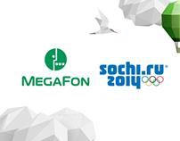 Megafon Sochi 2014