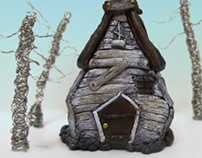 Sculpey House